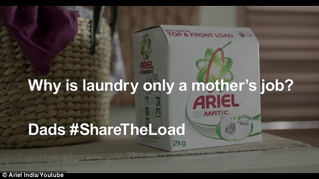 Ariel Share the Load