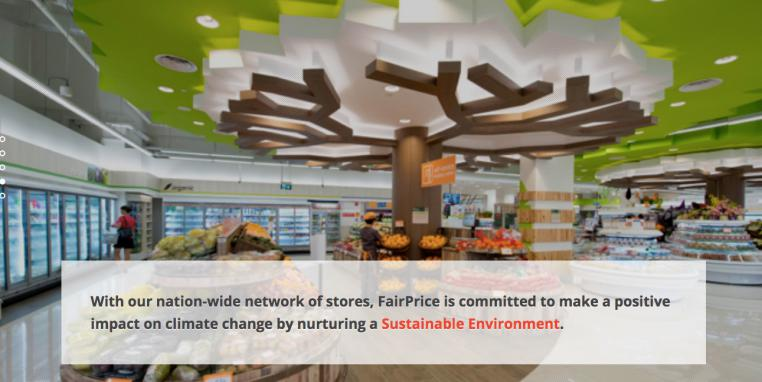 FairPrice CSR Report