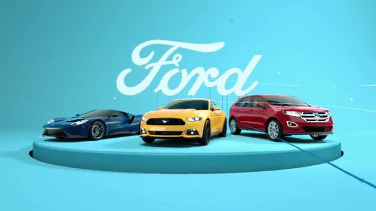 Ford Unlearn campaign - sustainability and mobility
