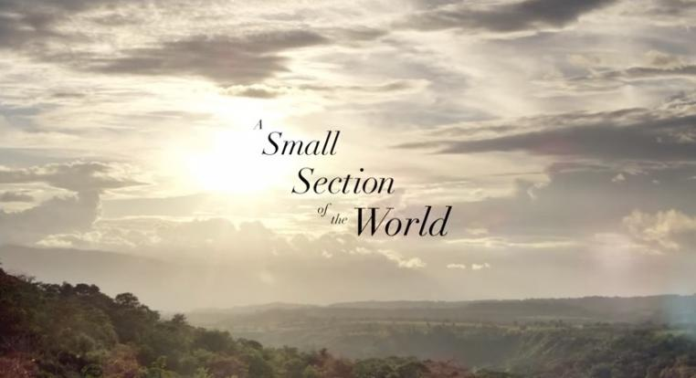Illy Small Section of the World