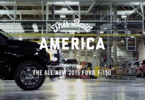 Ford This Built America