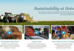 Heinz Sustainability Report