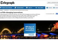 Philips 100 Days of Innovation