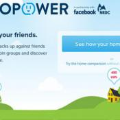 OPower Facebook App