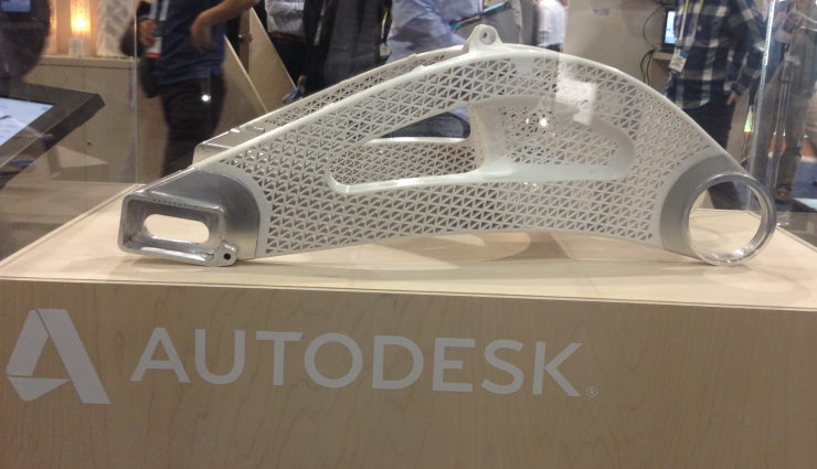 Autodesk Spark 3D Printing