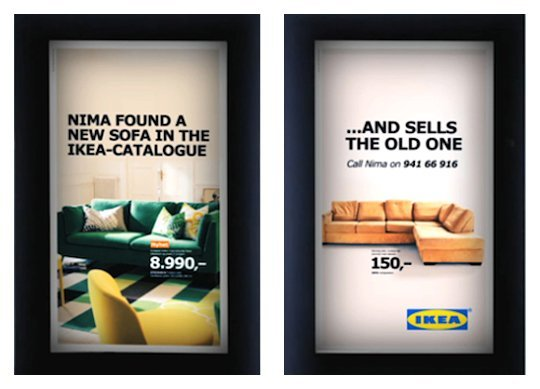 Ikea second hand site