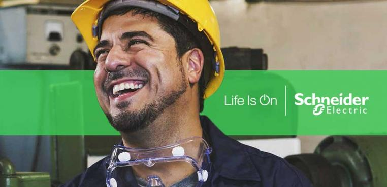 Schneider Electric Life is On