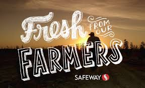 Safeway Fresh from our Farmers