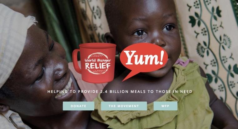 Yum World Food Relief