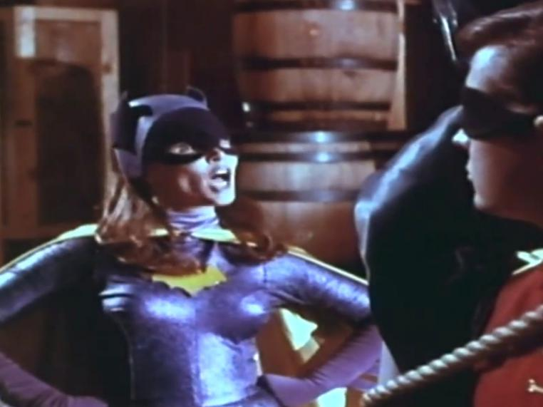 Batgirl PSA equal pay