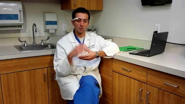 augmedix makes google glass useful for healthcare