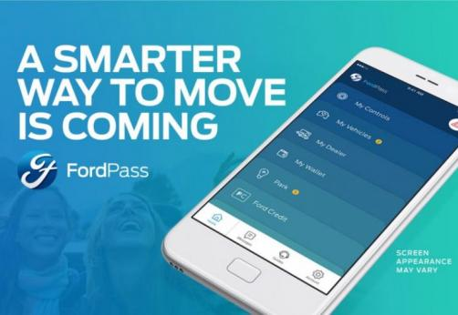 FordPass sustainability